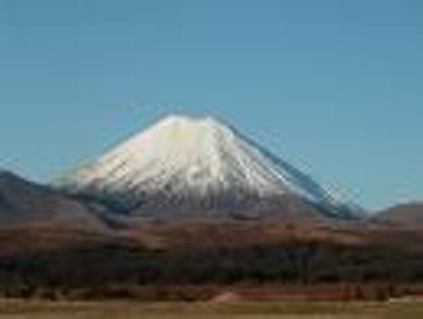 Mt. Ruapehu (dormant)